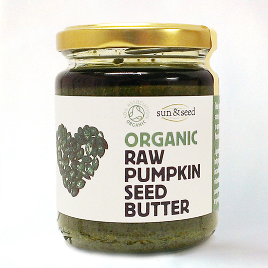 raw pumpkin seed butter