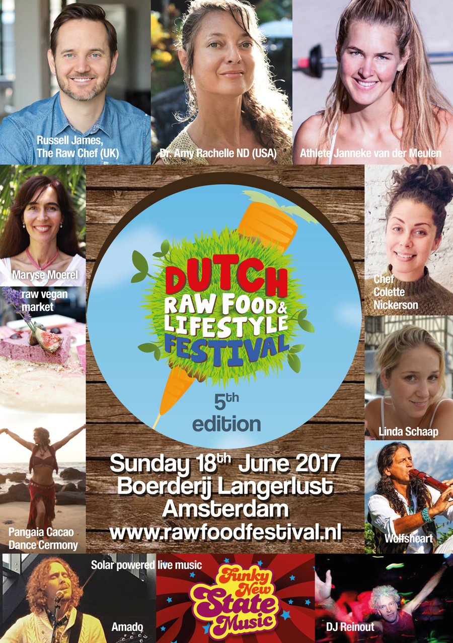 Raw Food & Lifestyle Festival 2017